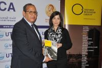 "Accord entre l'UTICA et Oxford Business Group  pour l'édition de ""The Report : Tunisia 2018"""