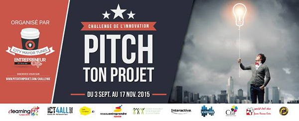 CHALLENGE : PITCH TON PROJET
